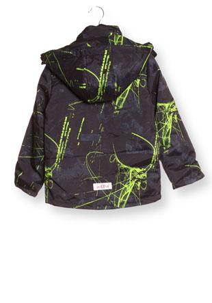 Куртка демисезонная для мальчика ND-8383