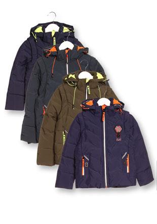 Куртка демисезонная  для мальчика ND-A-9915