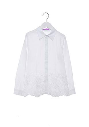 Блузка с длинным рукавом  GQ43152
